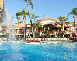 Orlando-Lodging travel-Sheraton Vistana Villages