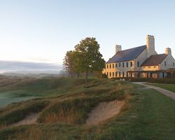 Kohler - Whistling Straits- LODGING tour-The American Club