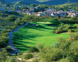 Phoenix Scottsdale- GOLF vacation-Lookout Mountain Golf Club at Tapatio