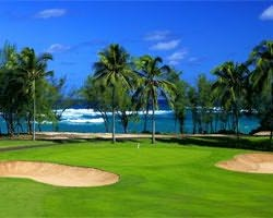 Oahu-Golf tour-Turtle Bay - Palmer