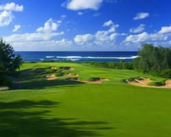 Oahu-Golf travel-Turtle Bay - Palmer