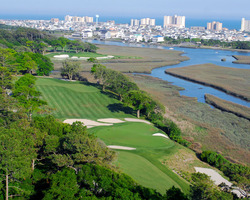 Myrtle Beach- GOLF excursion-Tidewater Golf Club -Daily Rates
