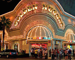 Las Vegas- LODGING tour-Golden Nugget Hotel And Casino-Carson Tower