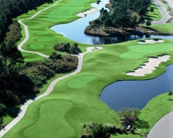 Myrtle Beach- GOLF travel-Thistle Golf Club