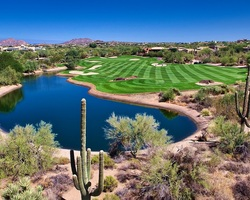 Phoenix Scottsdale-Golf holiday-Troon North - Monument-Daily Rate