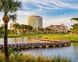 Miami-Golf excursion-Turnberry Isle Miami - Miller Course-Daily Round