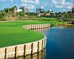 Miami-Golf weekend-Turnberry Isle Miami - Miller Course-Daily Round