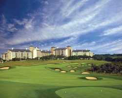San Antonio-Golf expedition-TPC Canyons - Pete Dye