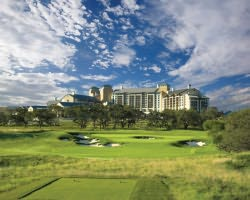 Golf Vacation Package - TPC Oaks - Greg Norman/Sergio Garcia