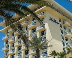 Daytona-Lodging weekend-The Shores Resort Spa-1 Bedroom Suite