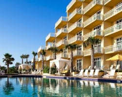 Daytona-Lodging trek-The Shores Resort Spa-1 Bedroom Suite