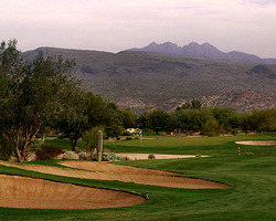 Phoenix Scottsdale- GOLF vacation-Tonto Verde - Peaks Course-Daily Rate