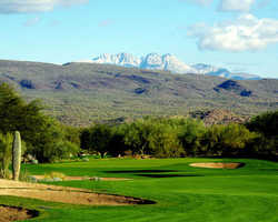Phoenix Scottsdale-Golf weekend-Tonto Verde - Peaks Course-Daily Rate