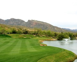 Tucson-Golf holiday-Ventana Canyon Golf Resort - Mountain Course-Daily Rate
