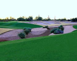 Phoenix Scottsdale-Golf tour-Verde River Golf and Social Club Formerly Tegavah Golf Club -Daily Rate