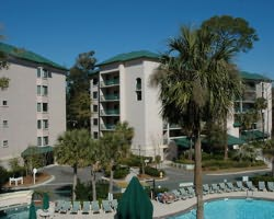 Hilton Head- LODGING travel-Waterside Villas