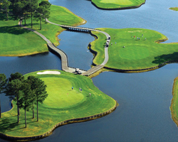 Myrtle Beach-Golf holiday-Witch Golf Course