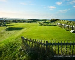 Ayrshire amp West-Golf trek-Western Gailes