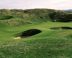 Ayrshire amp West-Golf excursion-Western Gailes