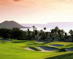 Maui-Golf outing-Wailea - Emerald Course-Green Fee including cart
