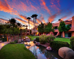 Palm Springs-Lodging vacation-The Villas at Westin Mission Hills Resort-Deluxe Villa