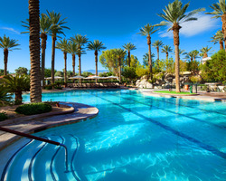 Palm Springs- LODGING trek-The Villas at Westin Mission Hills Resort