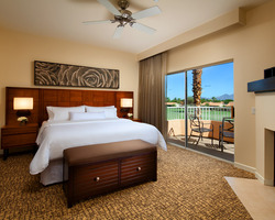 Palm Springs-Lodging trip-The Villas at Westin Mission Hills Resort-Deluxe Villa