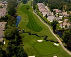 Myrtle Beach-Golf outing-Wachesaw Plantation East