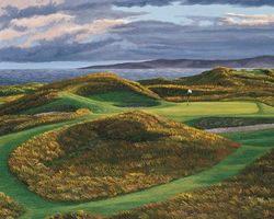 Ayrshire amp West-Special trip-Western Scotland - Prime time Prime Courses Prime hotels 6 Nights 5 Rounds car for 2129 -Western Scotland Stay and Play