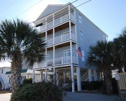 Myrtle Beach- LODGING outing-Abaco Sands Home-8 Bedroom