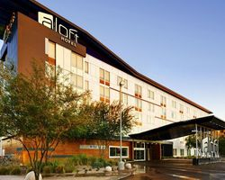 Phoenix Scottsdale- LODGING weekend-Aloft Tempe