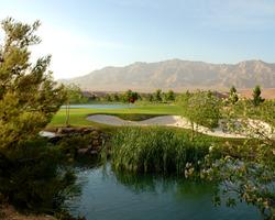 Las Vegas- GOLF trip-Aliante Golf Club