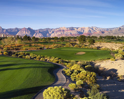 Las Vegas- GOLF trip-Angel Park - Mountain Course-Daily Rate