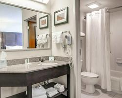 Fort Lauderdale-Lodging vacation-Comfort Suites Weston-Standard Room