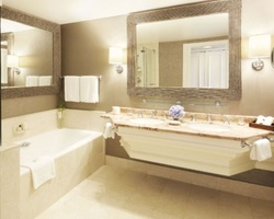 San Diego-Lodging travel-Park Hyatt Aviara Resort-Palm Double Double Room