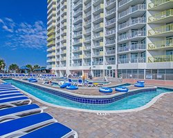 Myrtle Beach- LODGING tour-Bay Watch Resort
