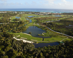 Punta Cana- GOLF weekend-Barcelo Golf Club - The Lakes Course