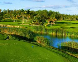 Punta Cana- GOLF vacation-Barcelo Golf Club - The Lakes Course