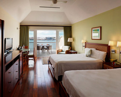 Bermuda Islands-Lodging outing-Newstead Belmont Hills Golf Resort Spa-1 Bedroom Suite