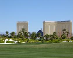 Las Vegas- GOLF trip-Bali Hai Golf Club
