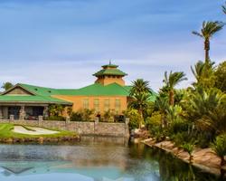 Las Vegas- GOLF holiday-Bali Hai Golf Club