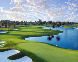Golf Vacation Package - Doral Blue Monster