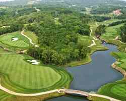 Golf Vacation Package - Branson Hills Golf Club