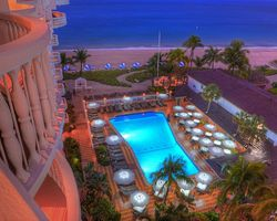 Fort Lauderdale-Lodging holiday-Beachcomber Resort Villas-Ocean View Room