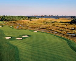 Ocean City DE Shore-Golf vacation-Bayside Golf Course Fenwick DE -Daily Rate