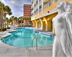 Myrtle Beach-Lodging travel-Camelot by the Sea
