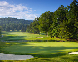Golf Vacation Package - The Homestead - Cascades Course
