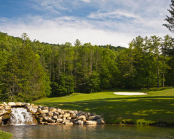 Homestead Resort-Golf excursion-The Homestead - Cascades Course
