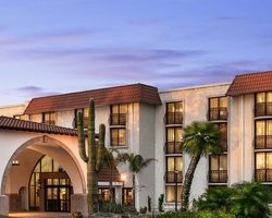 Phoenix Scottsdale-Lodging travel-Embassy Suites by Hilton Scottsdale Resort-Standard Suite