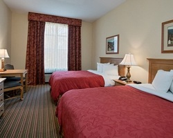 Williamsburg- LODGING weekend-Country Inn and Suites